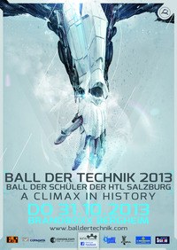 Ball Der Technik 2013 - A Climax in History