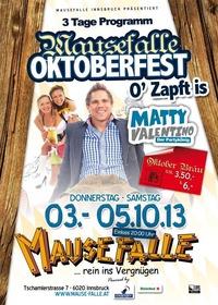 Mausefalle Oktoberfest