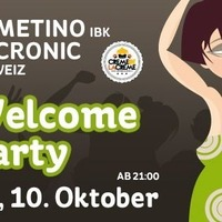 Students Club Special - STUDENTS WELCOME PARTY@Stadtcafe Innsbruck