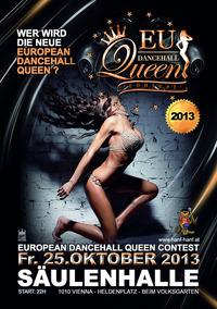 European Dancehall Queen Contest 2013