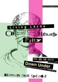 Living Lâche - Releasekonzert