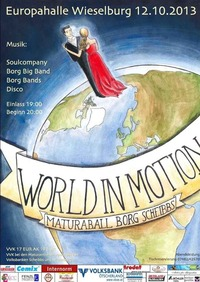 World in Motion - Borg Ball 2013