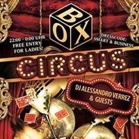 Box Circus  Box@BOX Vienna