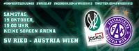 SV Ried - Austria Wien