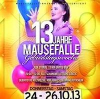 13 Jahre Mausefalle Innsbruck