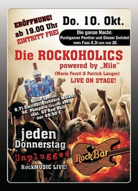 Rock Bar Opening@Excalibur