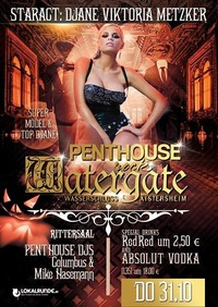 Penthouse rocks Watergate