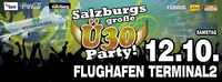 Salzburgs groe 30 Party - Sa. 12.10.