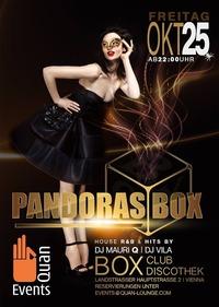 Pandora's Box Return!!@BOX Vienna