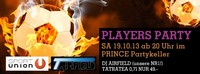 Players Party der Union Peuerbach@Prince Cafe Bar