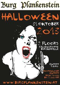 Halloween 2013@Burg Plankenstein
