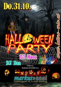 Halloween Latino Party@Markus Saal