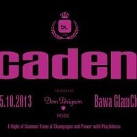 Decadence 2013 / Ibiza Lifestyle Clubbing
