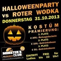Halloweenparty Party@Monsters Clubs