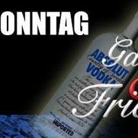 Gastro & Friends - Gewinne eine Flasche 4,5l Absolut Vodka@Segabar Innsbruck