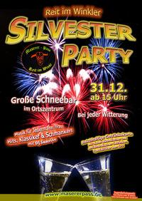 Silvesterparty 13/14@Rathausplatz Reit im Winkl