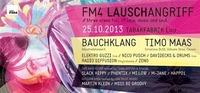 FM4 LAUSCHangriff, Tabakfabrik Linz