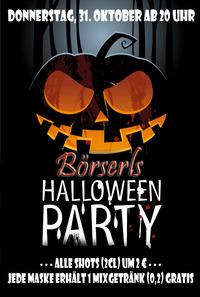 Bröserl´s Halloween Party@Börserl