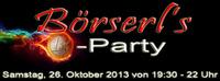 Börserls 1-Euro-Party