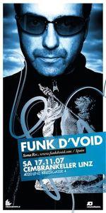 Funk D'Void @ Cellar@Cembran