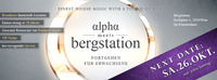 Alpha meets Bergstation@Bergstation