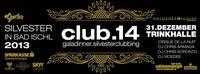 Club.14 Silvesterclubbing & Galadinner