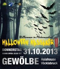 Halloween Massaker Il @Asiahouse