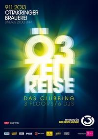 Ö3-Zeitreise - Das Clubbing