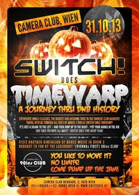 Switch does Timewarp@Camera Club