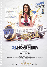 WU-Lifestyle Night@Club Lifestyle