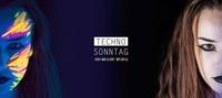 Techno Sonntag - Das Schwarzlicht Spezial@Badeschiff
