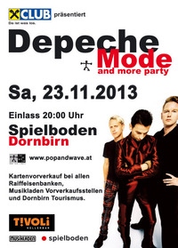 24te Depeche Mode and more Party@Spielboden