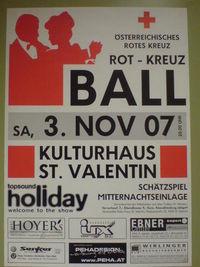 Rot Kreuz Ball@Kulturhaus St.Valentin