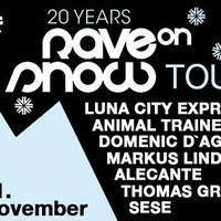 RaveOnSnow TOUR 2013 @Pratersauna
