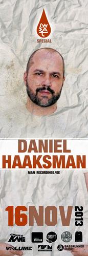 Sweat pres. Daniel Haaksman (man Recordings/de) & many more @ Leopold