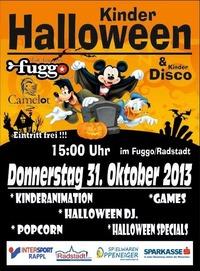 Kinderhalloween Party@Fuggo Nightlife