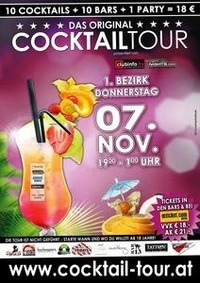 41. Cocktailtour Wien