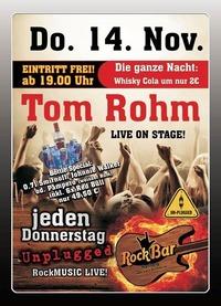Tom Rohm Live@Excalibur