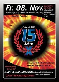 15 Jahre eXcalibur HB@Excalibur