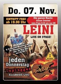 Leini Live@Excalibur