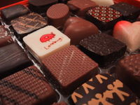 Gruppenavatar von Schokolade macht glücklich