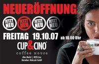 CUP&CINO Coffee House Linz@Altstadt Linz