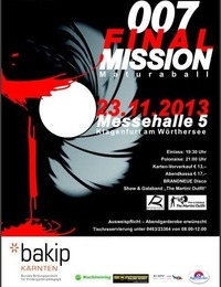BAKIP Ball 2013 - 007 Final Mission