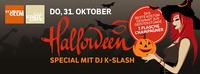 Halloween Special mit Dj. K-Slash