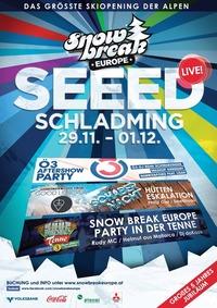 Snow Break Europe 2013