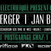 Audiotherapie & Electrifique pres. Crazy Halloween