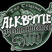 Bergwerk LIVE presents Alkbottle Branntweiner Duo  Whatsername@Bergwerk