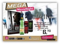 Mega MovieNight - Captain Phillips
