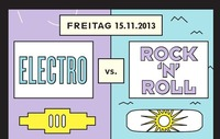 Electro vs. RocknRoll pres. The Integrals@The Loft