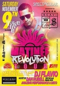 Matinee Revolution Tour@Take Five